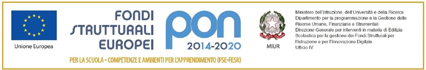Programma Operativo Nazionale 2014-2020